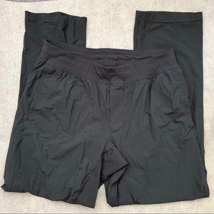 Lululemon Grey Workout Pant